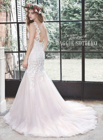 Maggie Sottero Designs is one of the most recognized and sought after bridal gown manufacturers in the world. Established in 1997, Maggie Sottero redefined couture bridal fashion with its commitment to impeccable styling and incomparable fit at an affordable price.